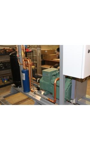 Агрегат Bitzer среднетемпературный MKM-2HES2Y